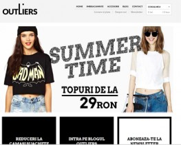 Magazinul Outliers poza 3